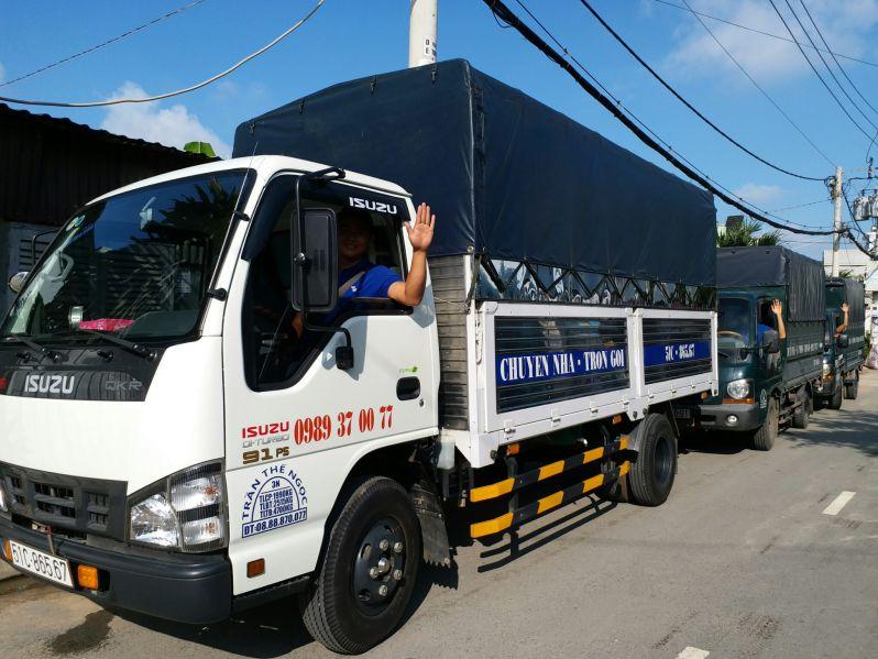 taxi tải Thủ Dầu Một
